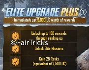 FAIRTRICKS PUBG ELITE; PASS