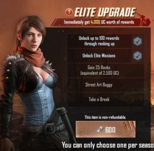 elite royal pass for free